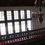 Second Floor Balcony Corridor