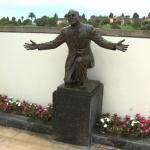 Statue of Al Jolson
