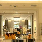 Interior of Saks
